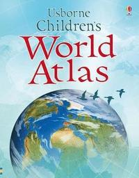 bokomslag Children's World Atlas
