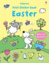 bokomslag First Sticker Book Easter