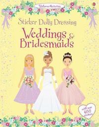 bokomslag Sticker Dolly Dressing Weddings and Bridesmaids