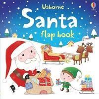 bokomslag Santa Flap Book