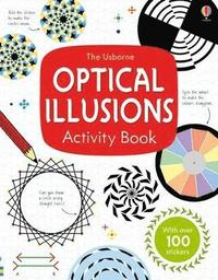 bokomslag Optical Illusions Activity Book