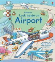 bokomslag Look Inside an Airport