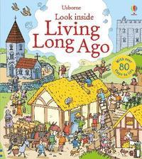 bokomslag Look Inside Living Long Ago