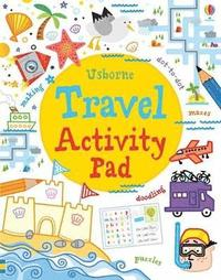 bokomslag Travel Activity Pad
