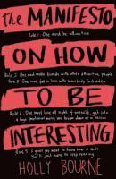 bokomslag The Manifesto on How to be Interesting