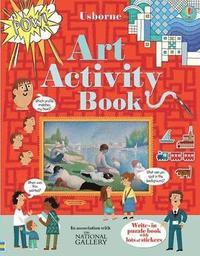 bokomslag Art Activity Book