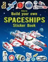 bokomslag Build your Own Spaceships Sticker Book