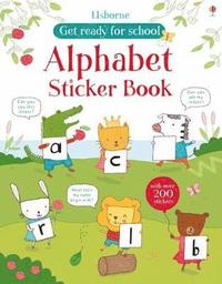 bokomslag First Letters Sticker Book
