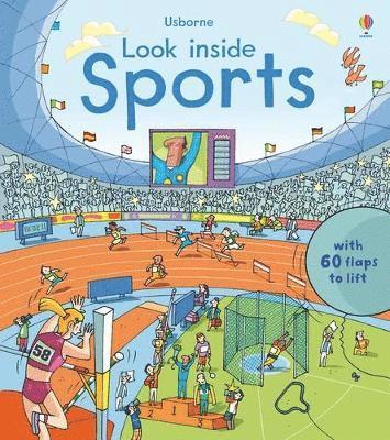 bokomslag Look Inside Sports