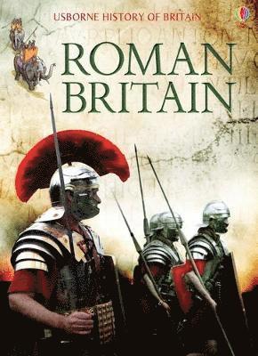 bokomslag Roman Britain