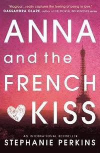 bokomslag Anna and the French Kiss