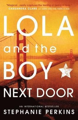 bokomslag Lola and the Boy Next Door