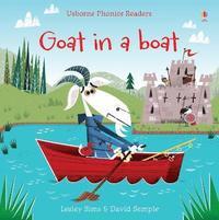bokomslag Goat in a Boat