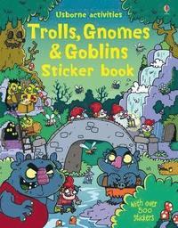 bokomslag Trolls, Gnomes &; Goblins Sticker Book
