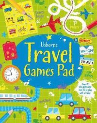 bokomslag Travel Games Pad