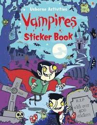 bokomslag Vampires Sticker Book