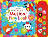 bokomslag Baby's Very First touchy-feely Musical Playbook