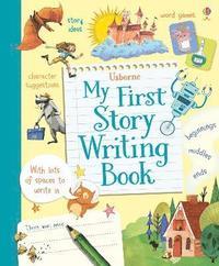 bokomslag My First Story Writing Book