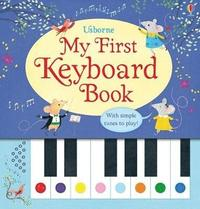 bokomslag My First Keyboard Book