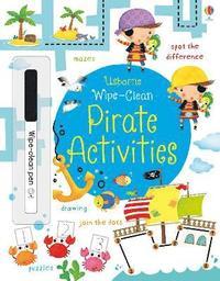 bokomslag Wipe-Clean Pirate Activities