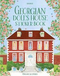 bokomslag Georgian Doll's House Sticker Book