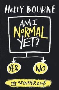 bokomslag Am I Normal Yet?