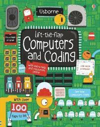 bokomslag Lift-the-Flap Computers and Coding