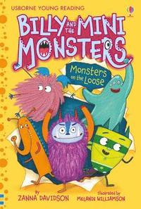 bokomslag Billy and the Mini Monsters (2) - Monsters on the Loose