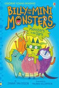 bokomslag Billy and the Mini Monsters (1) - Monsters in the Dark