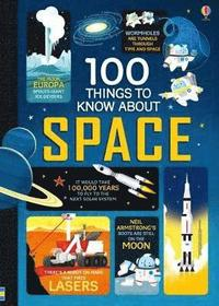 bokomslag 100 Things to Know About Space