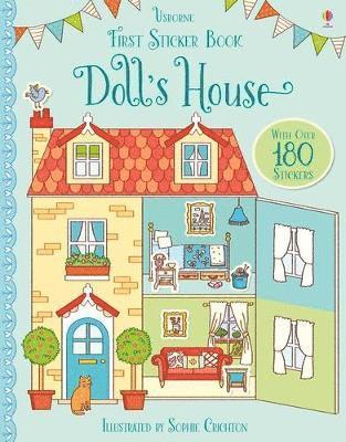 bokomslag First Sticker Book Doll's House