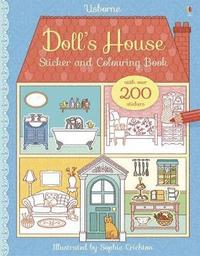 bokomslag Doll's House Sticker and Colouring Book