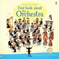 bokomslag First Book About The Orchestra