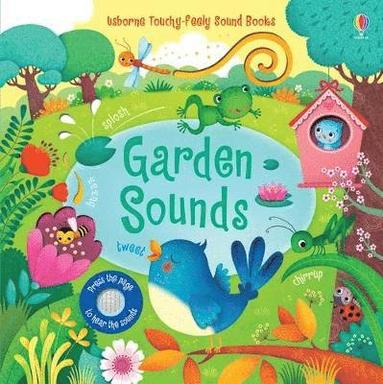bokomslag Garden Sounds