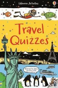 bokomslag Travel Quizzes