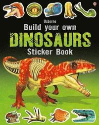 bokomslag Build Your Own Dinosaurs Sticker Book