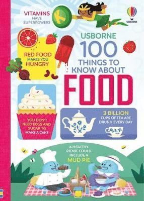 bokomslag 100 Things to Know About Food
