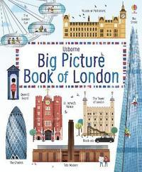 bokomslag My Big Picture Book of London