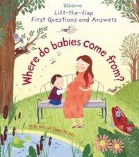 bokomslag Where Do Babies Come From?