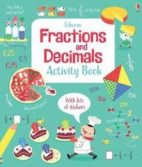 bokomslag Fractions and Decimals Activity Book