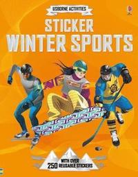 bokomslag Sticker Dressing Winter Sports