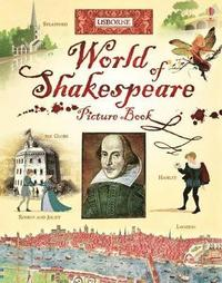 bokomslag World of Shakespeare Picture Book [Library Edition]
