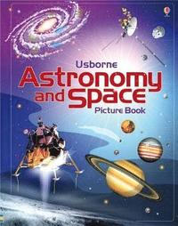 bokomslag Astronomy and Space Picture Book