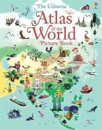bokomslag Atlas of the World Picture Book