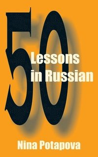 bokomslag Fifty Lessons in Russian