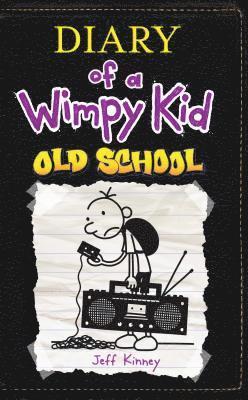 bokomslag Old School