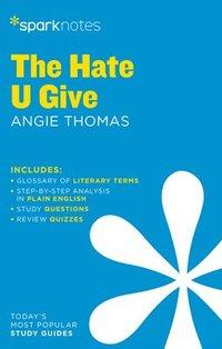 bokomslag Hate U Give By Angie Thomas