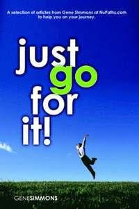 bokomslag Just Go For It!