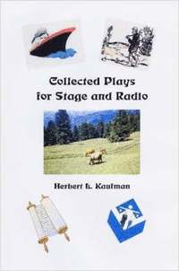 bokomslag Collected Plays for Stage and Radio