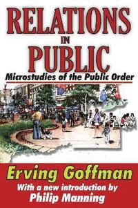 bokomslag Relations in Public